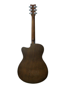 Yamaha FS-100C Cutaway Acoustic Guitar Natural