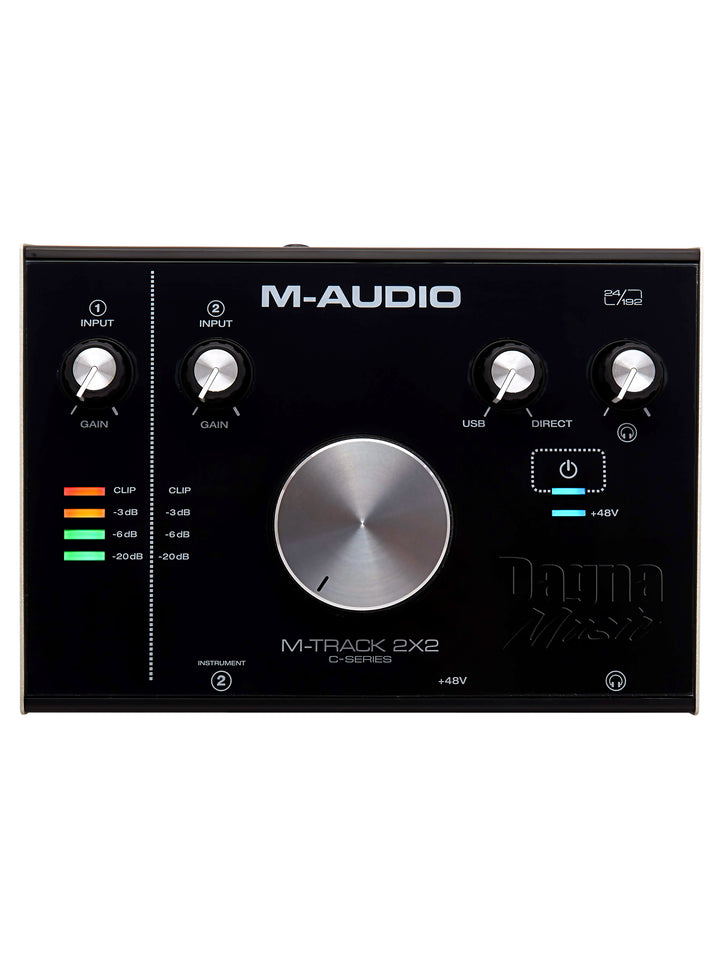 M-Track 2X2, Audio Interface