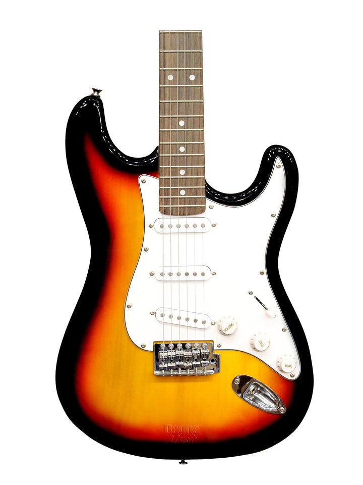 Aria STG-003 3TS Electric Guitar - 3 Tone Sunburst