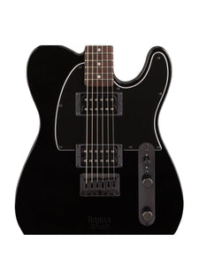 Squire Affinity Telecaster HH BLK MHST BKM Rosewood Fingerboard