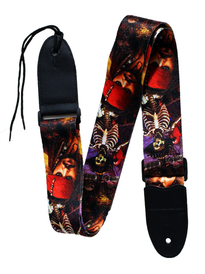 Wilson Guitar Strap Multi-Color