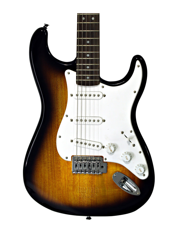 Fender SQ Pack Strat BSB GB 10G 230V EU - 0371823632