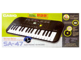 CASIO SA-47 Electronic Mini Keyboard