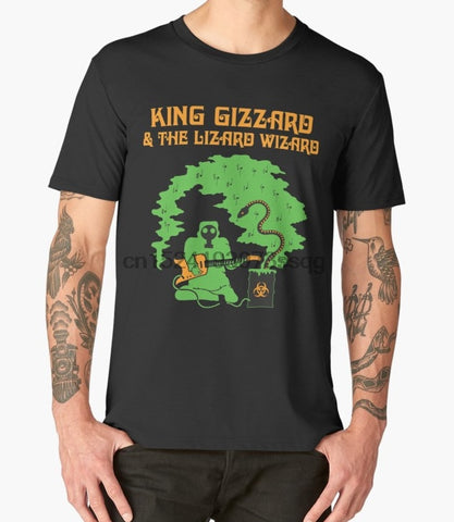 king gizzard and the lizard wizard Tee