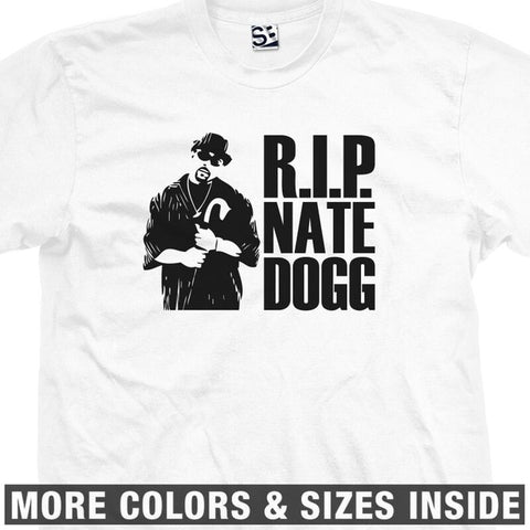Inspired By Style Nate Dogg tee