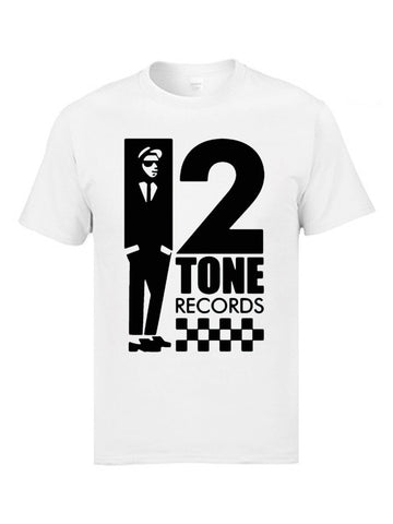 2 Tone Records Madness Tee