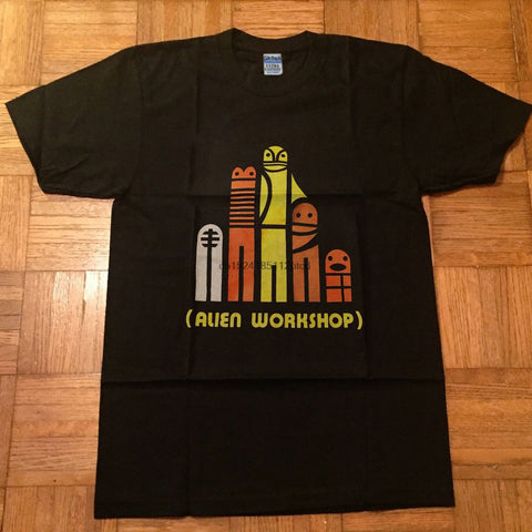 Vintage 1990s  Alien Workshop Tee