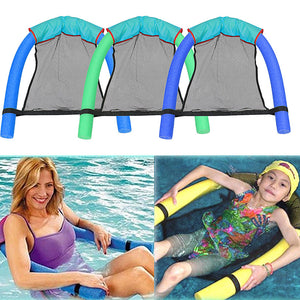 Sling Mesh Chair Net For Swimming Pool Noodle