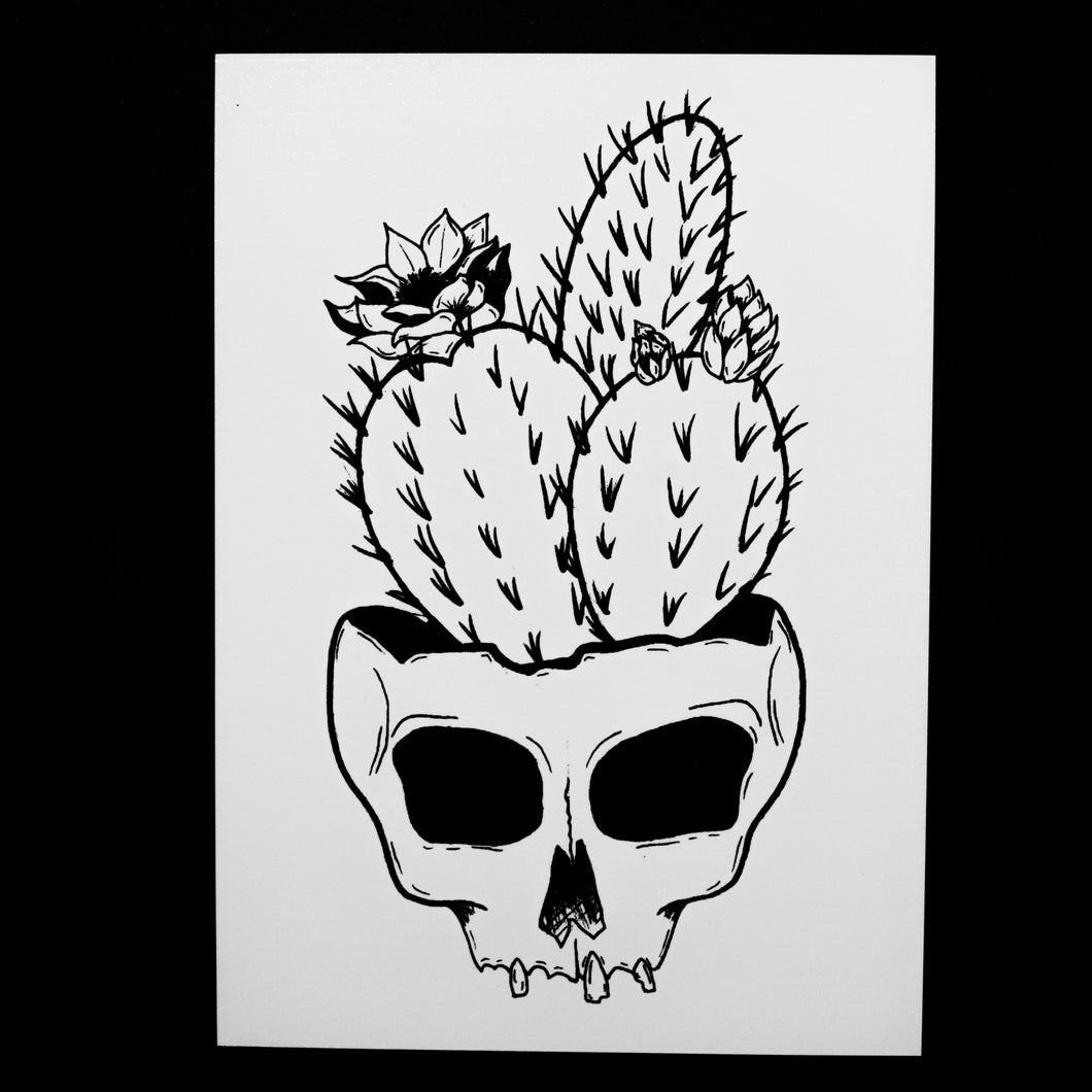 Cactus Skull Of Your Enemies 5