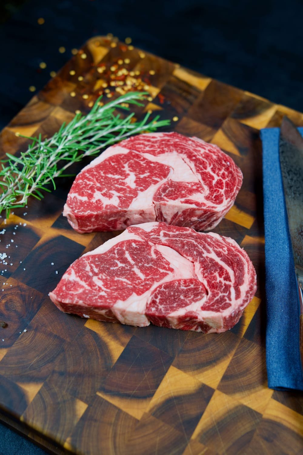 Australian Wagyu Ribeye Steak