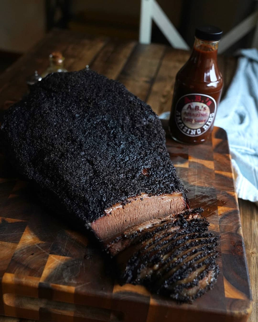 A.B.'s Amazing Chilled Brisket