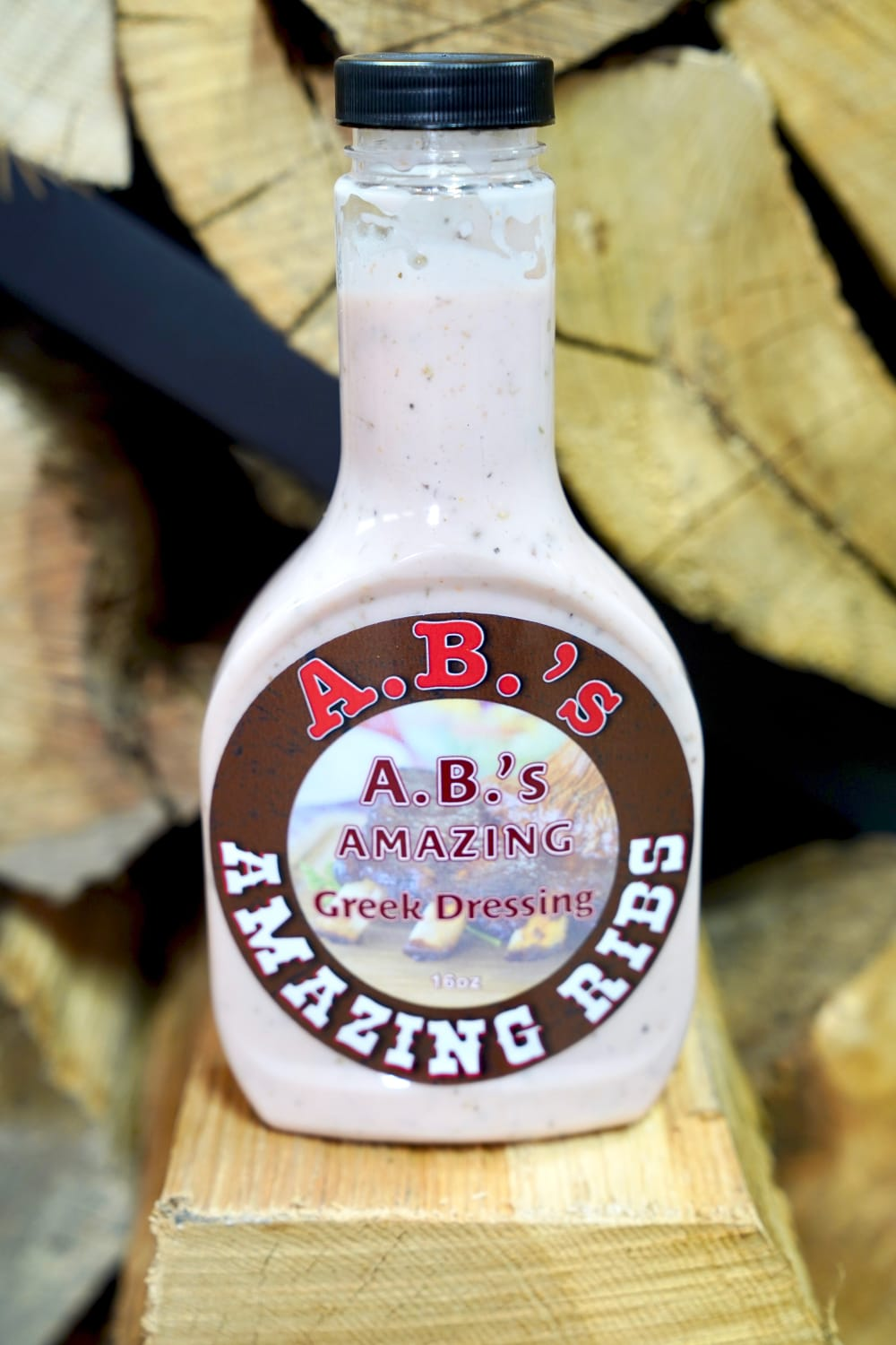 A.B.'s Amazing Greek Dressing