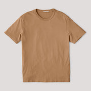 EVERYDAY RECYCLED COTTON TEE- STRAIGHT HEM (LIMITED SUPPLY)