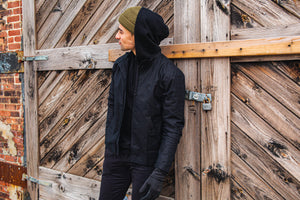 LIGHTWEIGHT HEMP JACKET