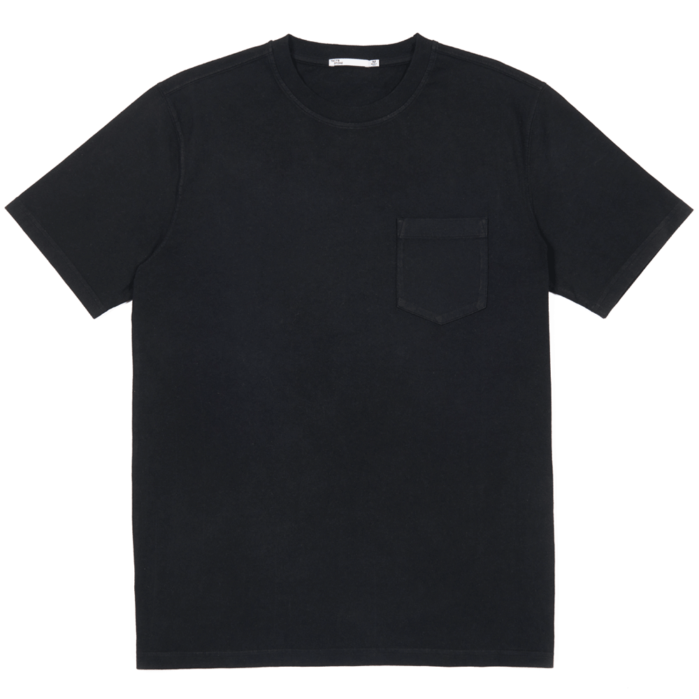 JOSHUA UPCYCLED POCKET TEE