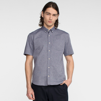 PALO VERDE S/S CHAMBRAY SHIRT