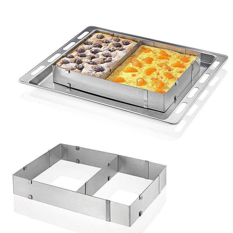 Image of 2/Pcs Magic Cake Mold Set