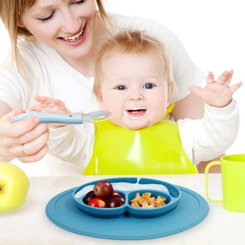 Image of Baby Dining Plate
