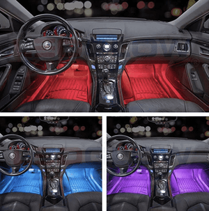 Luxury Car LED Lights