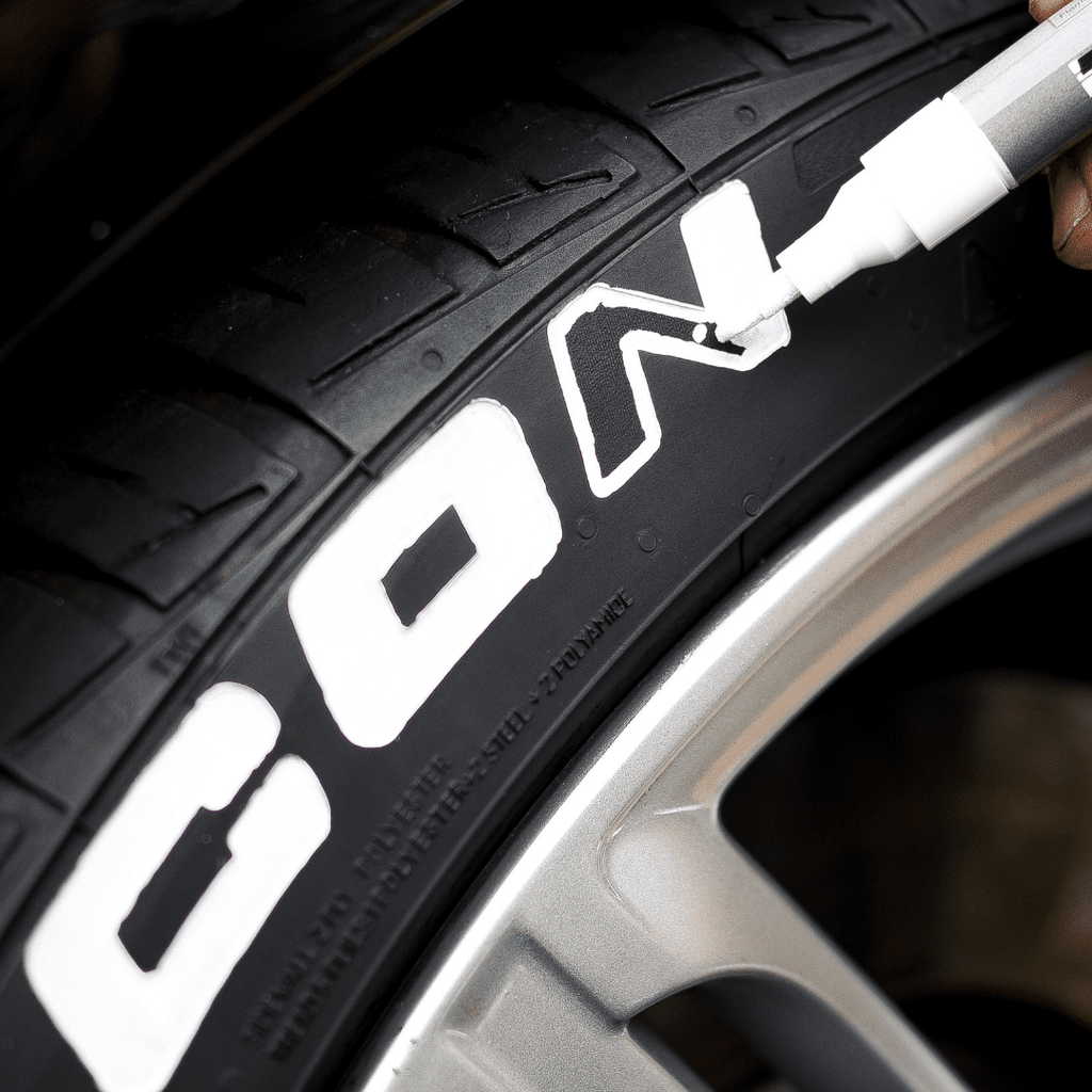 TireInk™ Tire Lettering Pen 3+1 Free (Pack)