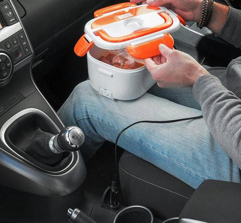 Image of SmartBox™  Electric Lunch Box For Cars