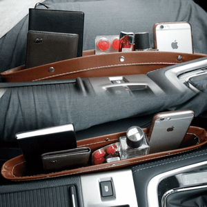 2 Pcs/Set Luxury Car Pocket