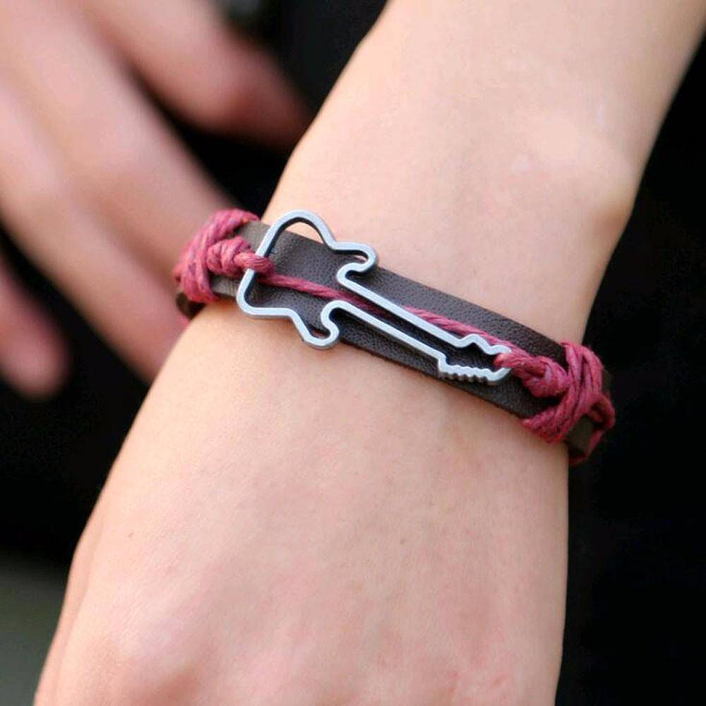 Electric Guitar Bracelet