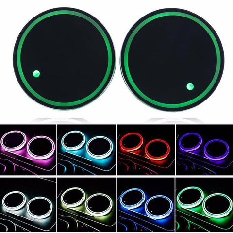 Image of 2Pcs LED Cup Pads