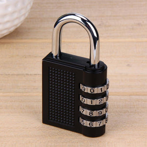 4 Digit Combination Password Lock