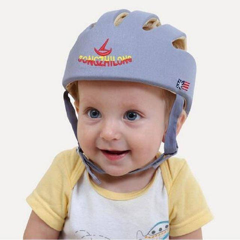 Image of Baby Safety Protective Helmet