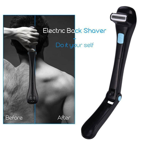 Long Handled All-round Shaver