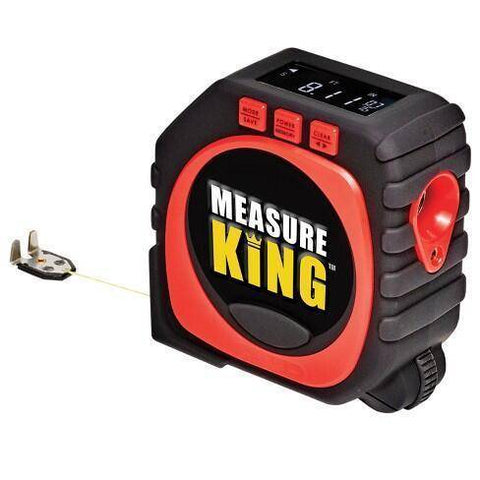 King 3 in 1 Measuring Tape