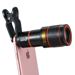 x12 Zoom (Phone Camera Lens ) For All Phones