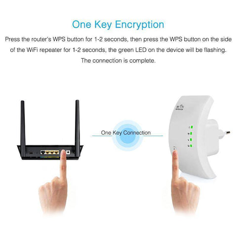 Image of SD Wifi Repeater