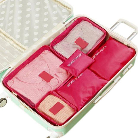 Luggage Organizer Set