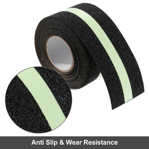Neon Anti-Slip Abrasive Tape