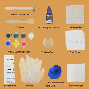 DIY Leather Vinyl Repair Kit