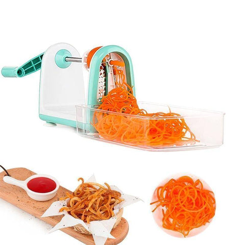 Image of 4-in-1 Vegetable Slicer