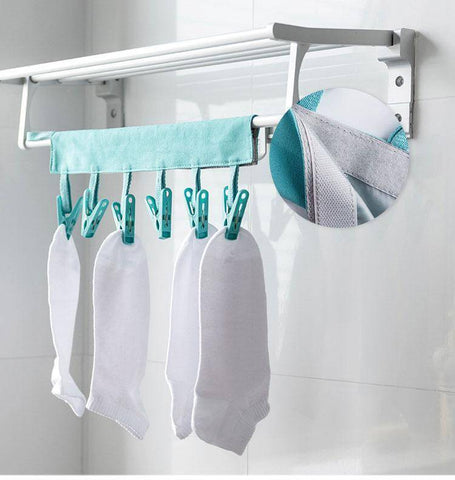 Travel Cloth Hanger Drying Rack