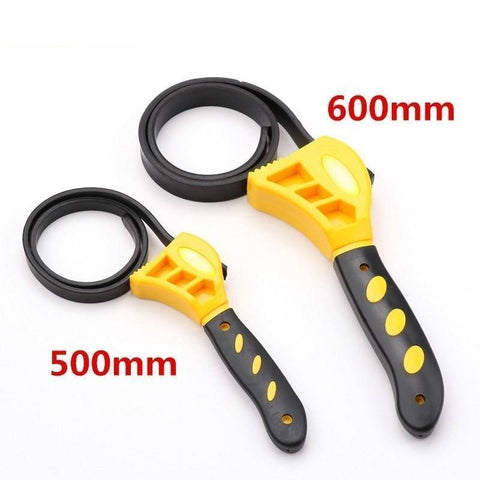 Image of 2pcs Premium Strap Wrench