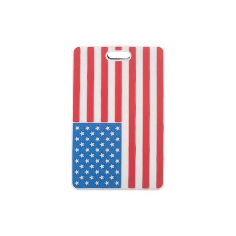 Image of Flag Luggage Tag