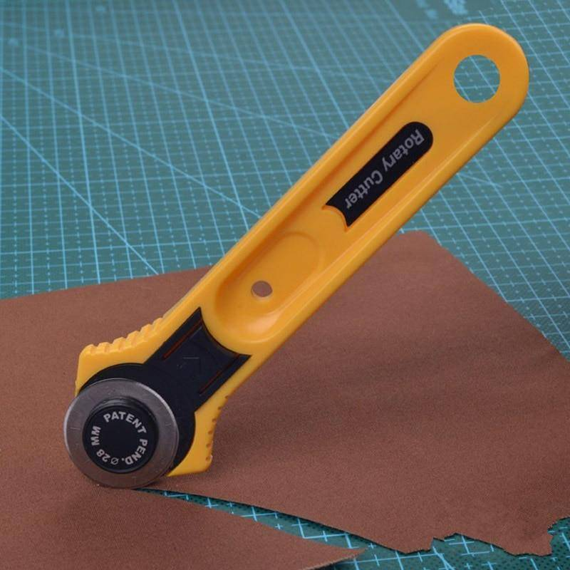 Roller Round Rotary Cutter Knife