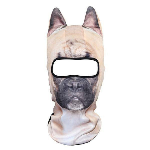 Image of 3D Animal Balaclava