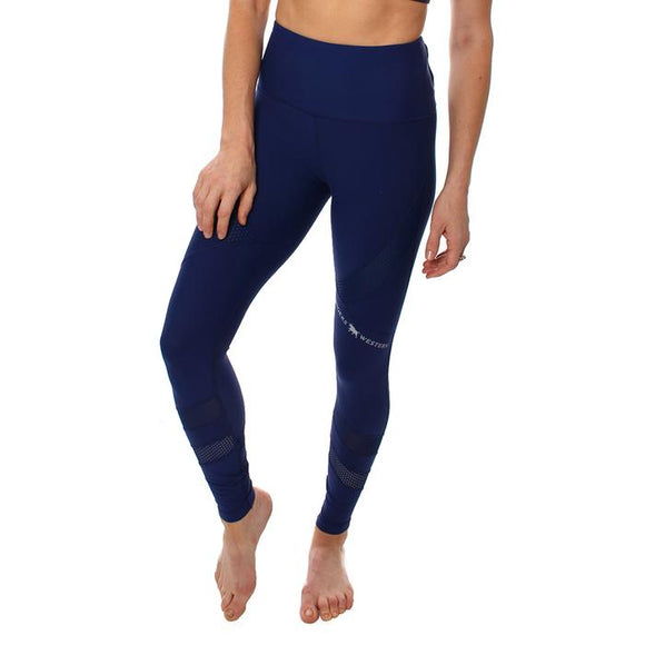 Ringers Western Adelaide Wmns Full Length Tight Navy