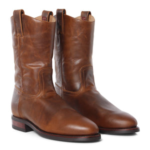 Ringers Western Kimberley Mens High Boot Burnt Brown
