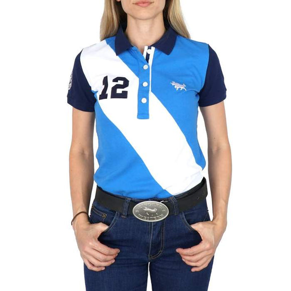 Ringers Western Wmns Stirling Polo Blue