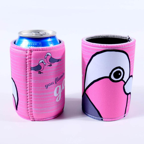 Kurly Wurly Bar Galah Stubby Holder