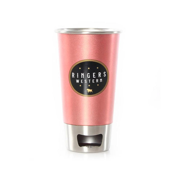 Ringers Western Outpost Tumbler Rose Gold