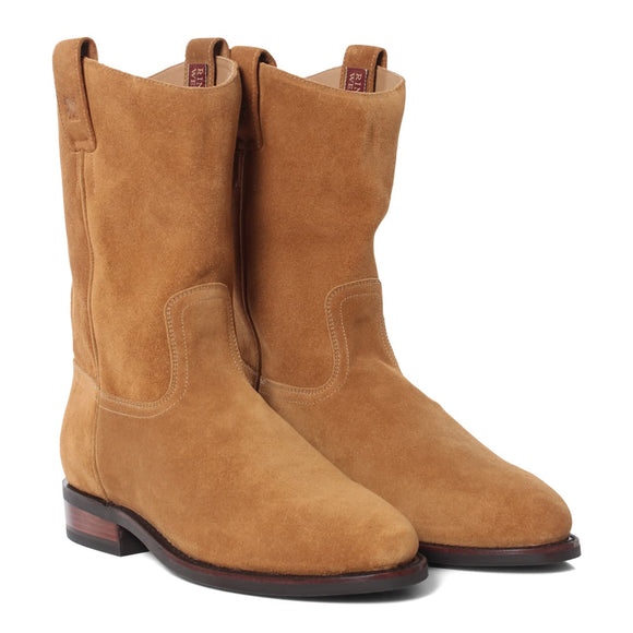 Ringers Western Kimberley Mens High Boot Dark Camel