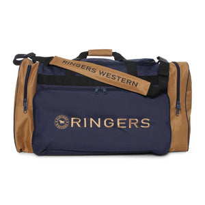 Ringers Western Coolabah Sports Bag Dark Navy & Clay